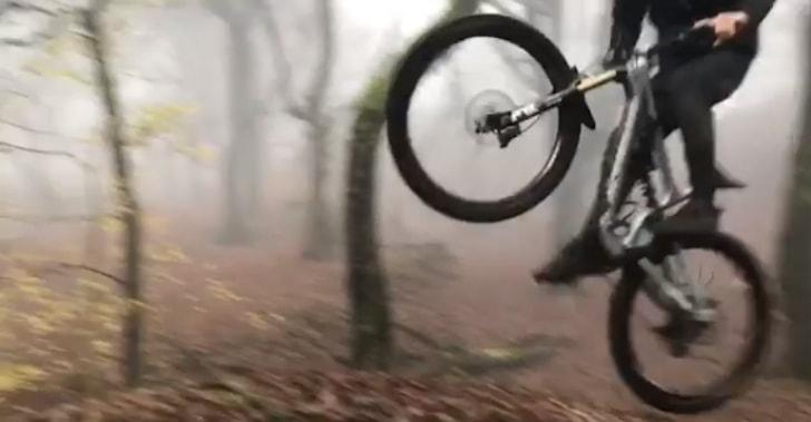 62ea17668c6 Josh Bryceland Test Ride on Cannondale Habit | Freeride Tribe